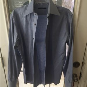 Men's Gucci Dress Shirt 38/15